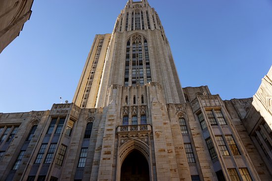 ‪Cathedral of Learning‬