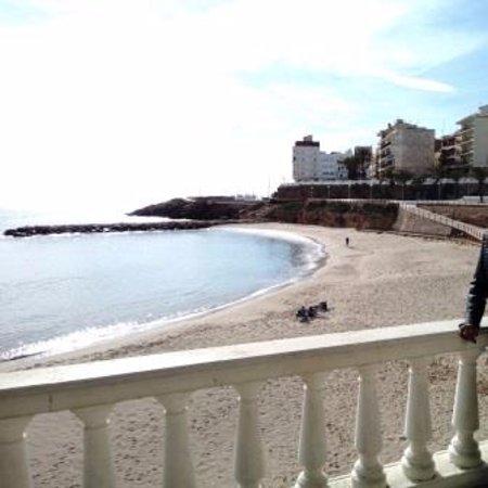 Playa de l'Alguer : Vista playa
