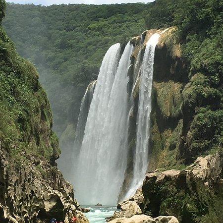 Tamasopo Falls Photo