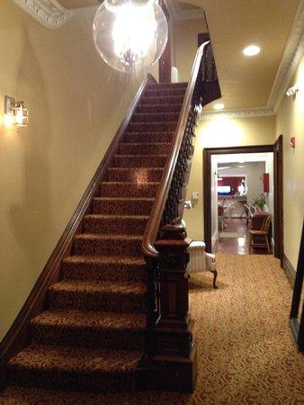 Marblehead, MA: Main hallway