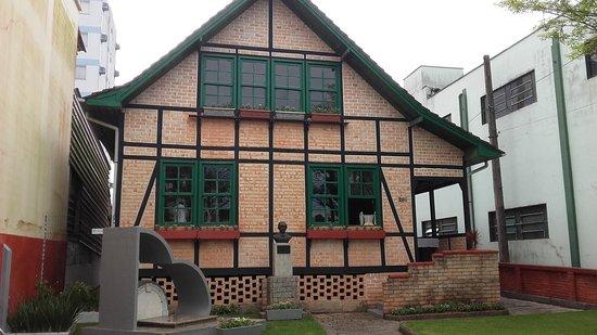 Itajaí Mirim Casa de Brusque Museu de História