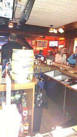 Blauvelt, Estado de Nueva York: Bailey's Smokehouse