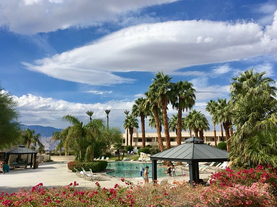 Miracle Springs Resort and Spa: Beautiful view