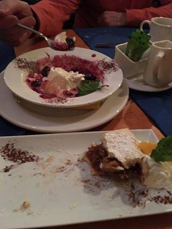 Cranbrook, Canadá: Dessert - Wow!!!