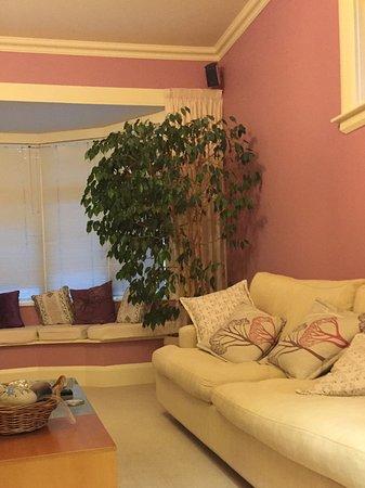 Shelbourne Villa: Guest lounge