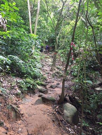 Rembau, Malasia: the trek