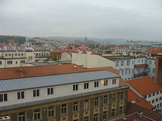 Hotel Century Old Town Prague - MGallery Collection: Photo of City from Hotel