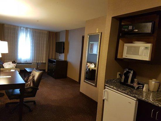 Holiday Inn Seattle Downtown: 20161111_153434_large.jpg