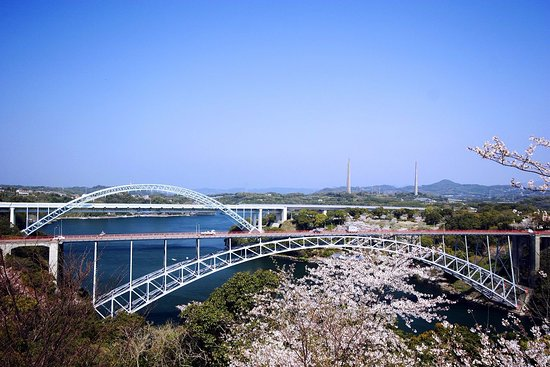 Saikai Bridge