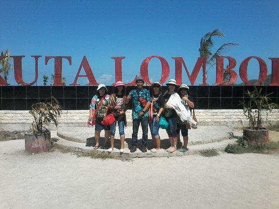 kuta beach lombok pantai