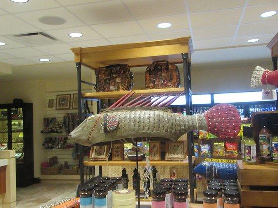 Gift Shop, Chumash Casino, Santa Ynez, Ca