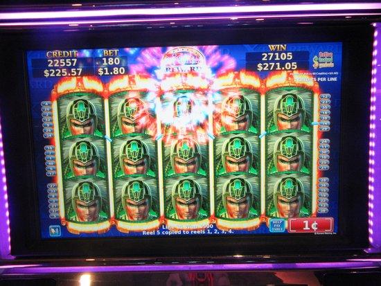 Casino chumash map