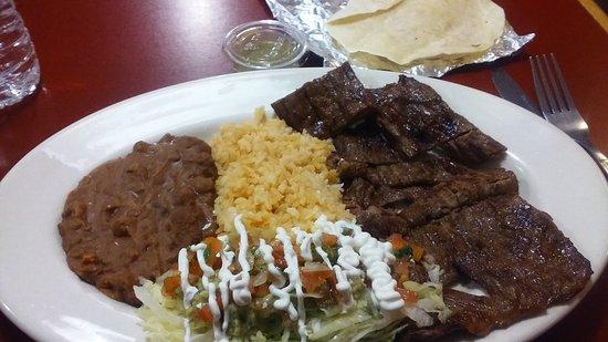Gardner, MA: Carne Asada