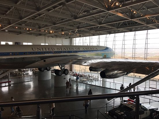 Simi Valley, CA: Ronald Reagan Presidential Library and Museum