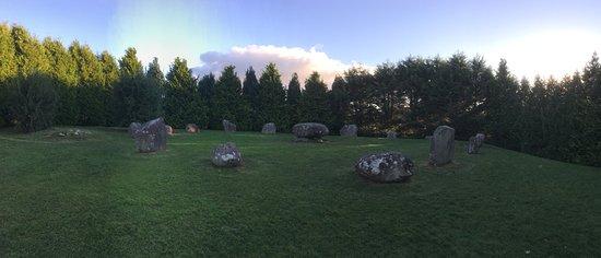 Panorama of Kenmare's Stone Circle