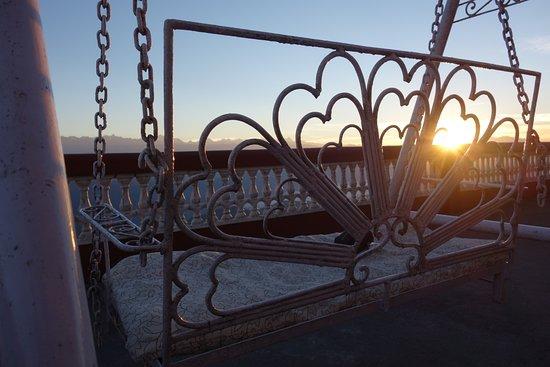 Unkai Resort: From the balcony