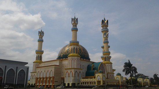 Islamic Center Mosque