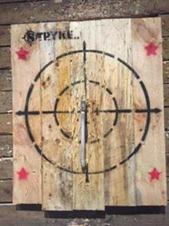 Stryke Target Range