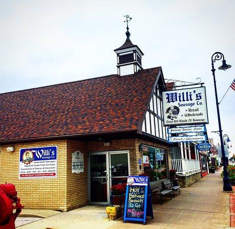 Willi's Sausage