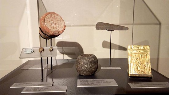 Clayton Museum of Ancient History: Pre-Roman artifacts