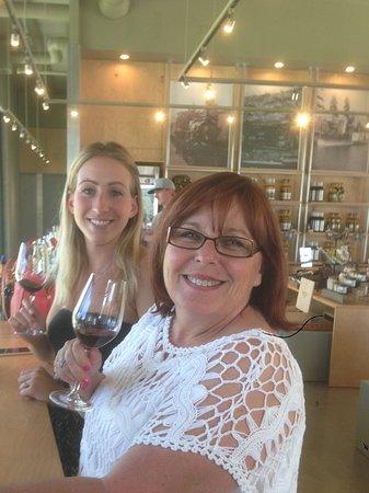 Kamloops, Canada: Wine tasting