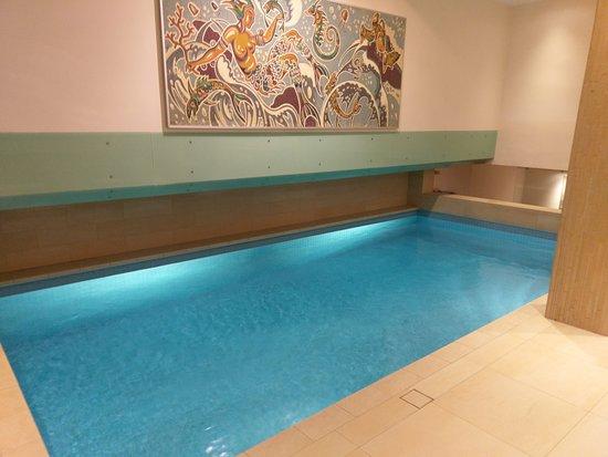 Hotel Wolf-Dietrich: Hotel pool