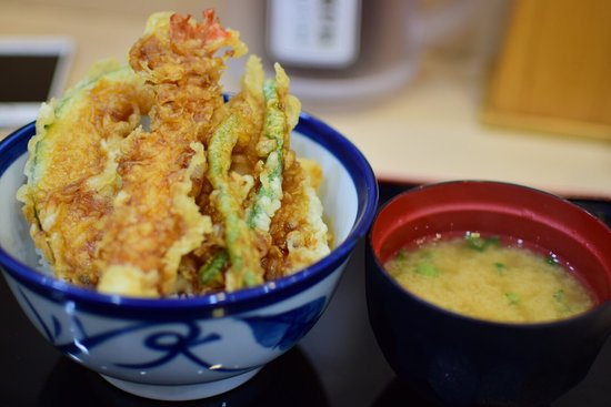 tendon tenya haneda airport terminal 2 photo0 jpg