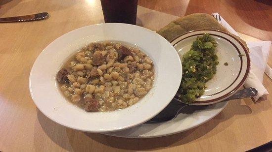 Kykotsmovi Village, AZ : Noqkwivi (Lamb & Hominy Stew)
