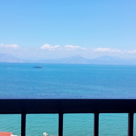 Kato Achaia, Yunanistan: See view room