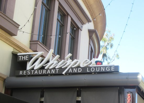 The Whisper Restaurant And Lounge Los Angeles Ca