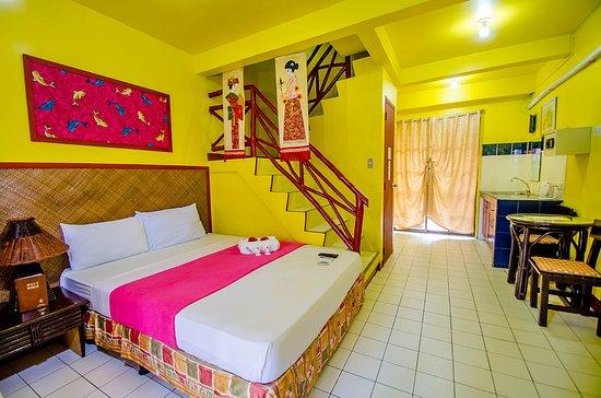 the Club Ten Beach Resort Boracay: Superior Room
