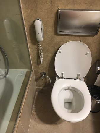 Just a 3 star hotel
