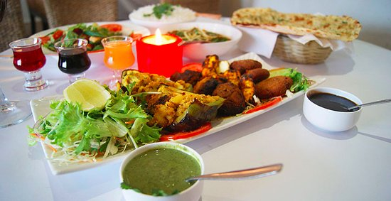 Delicious food excellent service review of raja 39 s for Xi an food bar auckland