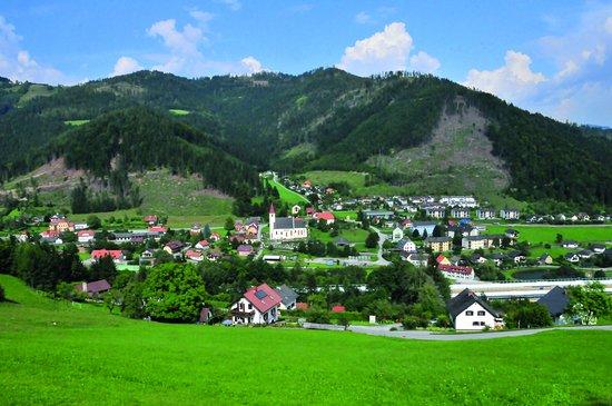 Gastehaus Landgraf: Übelbach Ort