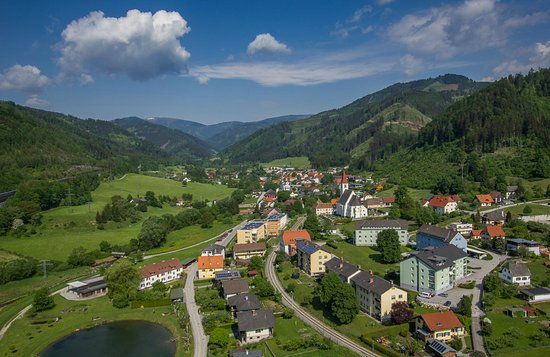 Gastehaus Landgraf: Ort Übelbach