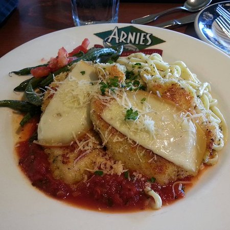 Edmonds, WA: Chicken Parmesan