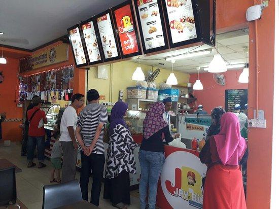 Perak, Malezja: Jay n' Bie
