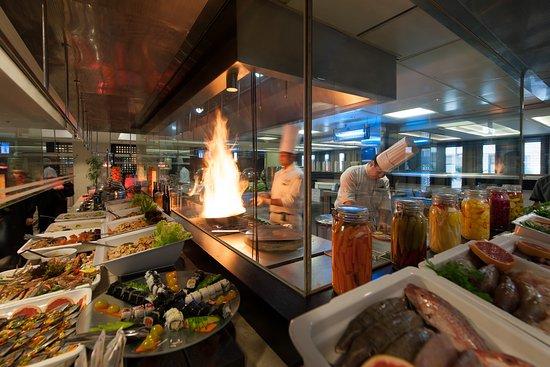 Twist Restaurant: Buffet