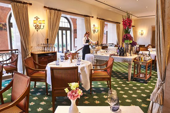Hotel Adlon Kempinski: Restaurant Quarré