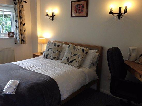 Fownhope, UK: Standard double ensuite room