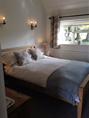 Fownhope, UK: Standard double ensuite room