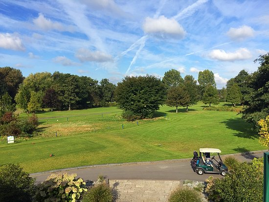Capelle aan den IJssel, The Netherlands: Golfclub Capelle, view from the restaurant
