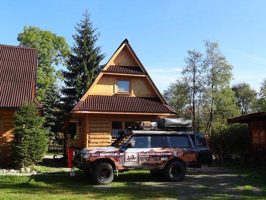 Camping Harenda - Pokoje GoScinne, Domki
