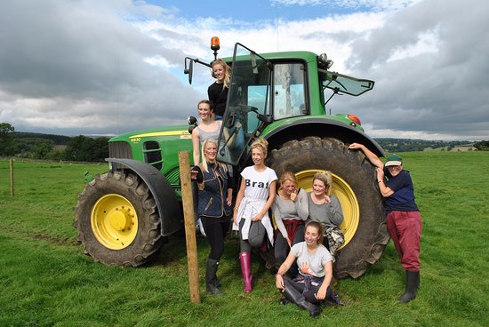 Farm Adventure Yorkshire