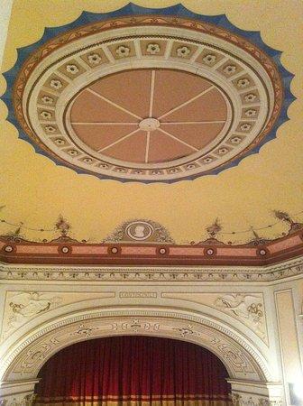 Il Teatro Castagnoli di Scansano