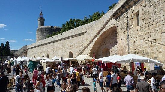 St Louis festival in August Picture of Place Saint Louis Aigues