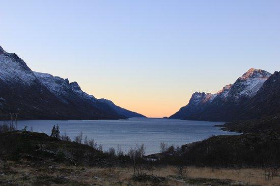 Sommaroy, Νορβηγία: Ersfjord