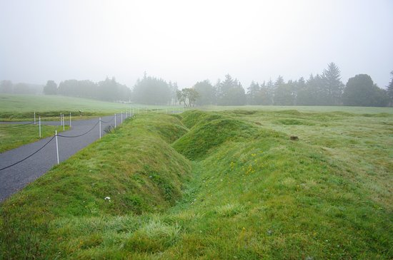 Cobbers Battlefield Tours : Trenches
