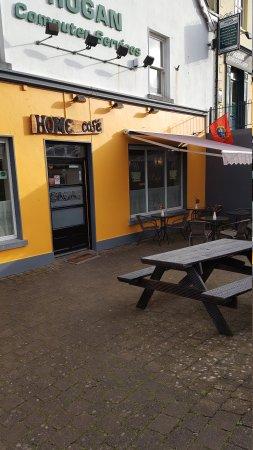 Scarriff, Ireland: Home Cafe