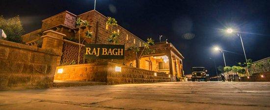 Raj Bagh A Heritage Hotel